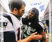 "Richard Sherman Signed Seattle Seahawks 16x20 Photo Inscribed ""U Mad Bro?"" (Sherman Hologram) at PristineAuction.com"