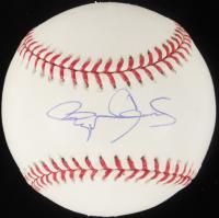 Roger Clemens Signed OML Baseball (MLB Hologram & Tristar Hologram) at PristineAuction.com