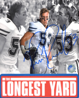 "Bill Romanowski Signed ""The Longest Yard"" 8x10 Photo (Pro Player Hologram) at PristineAuction.com"