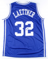 Christian Laettner Signed Jersey (JSA Hologram) at PristineAuction.com