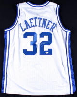 Christian Laettner Signed Jersey (JSA Hologram) at PristineAuction.com
