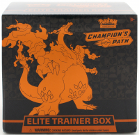 Pokemon TCG: Champion's Path Elite Trainer Box with (10) Booster Packs at PristineAuction.com