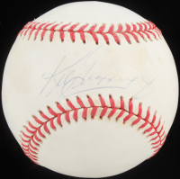 Ken Griffey Jr. Signed OAL Baseball (PSA COA) at PristineAuction.com