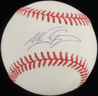 Nomar Garciaparra Signed OAL Baseball (PSA COA) at PristineAuction.com