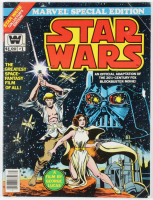 "Vintage 1977 ""Star Wars"" Issue #1 Marvel Comic Book at PristineAuction.com"