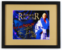 "Ric Flair Signed 12x15 Custom Framed Photo Display Inscribed ""16X"" (PSA COA) at PristineAuction.com"