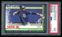 Fernando Tatis Jr. 2019 Topps Walmart Holiday Metallic #HW126 (PSA 9) at PristineAuction.com