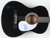 "Neal Schon Signed 38"" Acoustic Guitar (Beckett COA) at PristineAuction.com"