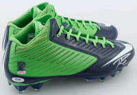 Pair of (2) Russell Wilson Signed Seahawks Cleats (PSA Hologram & Wilson Hologram) at PristineAuction.com