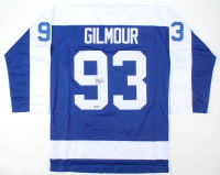 "Doug Gilmour Signed Jersey Inscribed ""HOF 11"" (JSA COA) at PristineAuction.com"