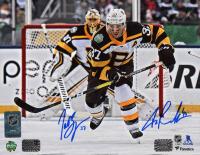 Patrice Bergeron & Tuukka Rask Signed Bruins 8x10 Photo (Bergeron COA & Rask COA) at PristineAuction.com