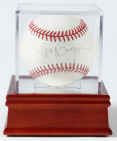 Tony Gwynn Signed ONL Baseball with Display Case (PSA COA) at PristineAuction.com