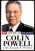 "Colin Powell Signed ""My American Journey"" Hardcover Book (PSA COA) at PristineAuction.com"