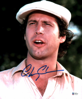 """Chevy Chase Signed """"Caddyshack"""" 11x14 Photo (Beckett COA) at PristineAuction.com"""