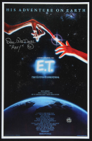 "Dee Wallace Signed ""E.T."" 11x17 Movie Poster Print Inscribed ""Mary"" (Legends COA) at PristineAuction.com"