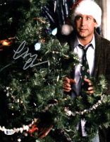 """Chevy Chase Signed """"National Lampoon's Christmas Vacation"""" 11x14 Photo (Beckett COA) at PristineAuction.com"""