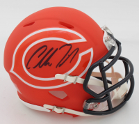 Allen Robinson Signed Bears AMP Alternate Speed Mini Helmet (PSA COA) at PristineAuction.com