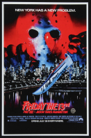"Kane Hodder Signed ""Friday The 13th Part XIII: Jason Takes Manhattan"" 11x17 Print Inscribed ""Jason 7,8,9,X"" (Legends COA) at PristineAuction.com"