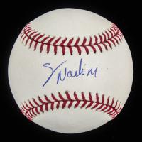 Noelvi Marte Signed OML Baseball (JSA Hologram) at PristineAuction.com