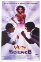 """Anthony Michael Hall Signed """"Weird Science"""" 11x17 Photo (Schwartz Sports COA) at PristineAuction.com"""