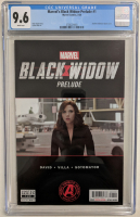 """2020 """"Black Widow Prelude"""" Issue #1 Marvel Comic Book (CGC 9.6) at PristineAuction.com"""