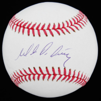 Magglio Ordonez Signed OML Baseball (Beckett COA) at PristineAuction.com