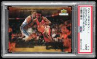 LeBron James 2004 Upper Deck Freshman Season #19 (PSA 9) at PristineAuction.com