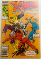 "Stan Lee Signed 1987 ""Uncanny X-Men"" Issue #215 Marvel Comic Book (Lee COA) at PristineAuction.com"