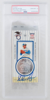 Nolan Ryan Signed 1991 All-Star Game Ticket Stub (PSA Encapsulated) at PristineAuction.com