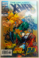 "Stan Lee Signed 1998 ""Uncanny X-Men"" Issue #360 Marvel Comic Book (Lee COA) at PristineAuction.com"