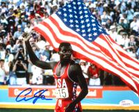 Carl Lewis Signed Team USA 8x10 Photo (JSA COA) at PristineAuction.com