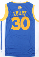 Stephen Curry Signed Warriors Jersey (JSA LOA) at PristineAuction.com