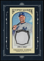 Derek Jeter 2011 Topps Gypsy Queen Relics #DJ at PristineAuction.com