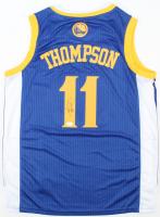 Klay Thompson Signed Warriors Jersey (JSA Hologram) at PristineAuction.com