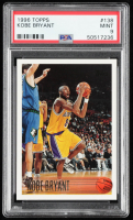 Kobe Bryant 1996-97 Topps #138 RC (PSA 9) at PristineAuction.com
