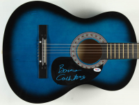 Barns Courtney Signed Zeny Acoustic Guitar (PSA COA) at PristineAuction.com