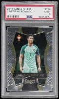 Cristiano Ronaldo 2016-17 Panini Select #154 (PSA 9) at PristineAuction.com