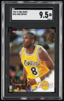 Kobe Bryant 1996-97 NBA Hoops #281 RC (SGC 9.5) at PristineAuction.com