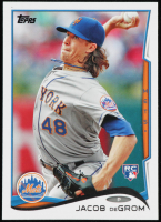 Jacob deGrom 2014 Topps Update #US50A RC at PristineAuction.com