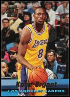 Kobe Bryant 1996-97 Stadium Club Rookies 1 #R12 RC at PristineAuction.com