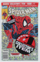 """Vintage 1990 """"The Amazing Spider-Man: Torment Part 1"""" First Issue Marvel Comic Book at PristineAuction.com"""