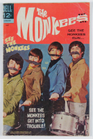 """Vintage 1967 """"The Monkees: See Spot, See Spot Run!"""" Issue #3 Comic Book at PristineAuction.com"""