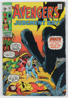 """Vintage 1971 """"The Avengers: Judgement Day!"""" Issue #90 Marvel Comic Book at PristineAuction.com"""