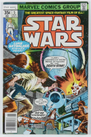 """Vintage 1977 """"Star Wars"""" Vol. 1 Issue #5 Marvel Comic Book at PristineAuction.com"""