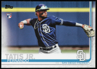 Fernando Tatis Jr. 2019 Topps #410 RC at PristineAuction.com