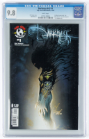 "2007 ""The Darkness"" Issue #1 Marc Silvestri Variant Top Cow Comic Book (CGC 9.8) at PristineAuction.com"