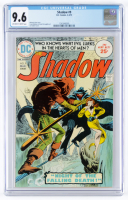 "1975 ""The Shadow"" Issue #9 D.C. Comic Book (CGC 9.6) at PristineAuction.com"