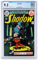 "1974 ""The Shadow"" Issue #6 D.C. Comic Book (CGC 9.2) at PristineAuction.com"