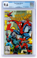 "1993 ""Web of Spider-Man"" Issue #97 Marvel Comic Book (CGC 9.6) at PristineAuction.com"