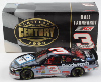 Dale Earnhardt LE #3 GM Goodwrench Service Plus/Sign Last Lap Of The Century 1999 Monte Carlo 1:24 Scale Die-Cast Car at PristineAuction.com